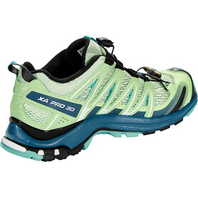 Salomon XA Pro 3D Zapatillas Mujer, spruce stone/indian teal/meadowbrook